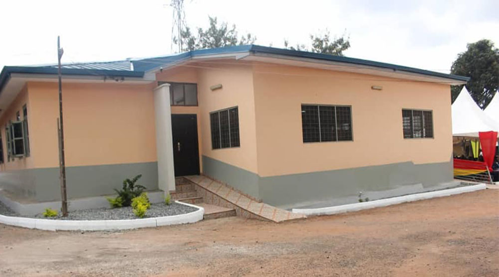 Shai-Osudoku District Assembly Commissions Its District Magistrate Court.